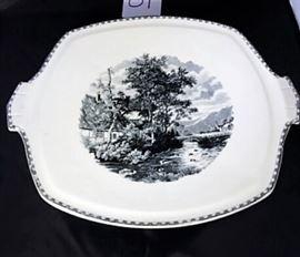 Toile decorative plate    https://ctbids.com/#!/description/share/46977