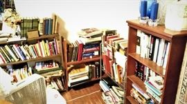 Hundreds and hundreds of books, 1942 to 1960 Life magazines, time magazines, and much more...