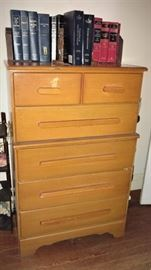 White Cedar company chest of drawers
