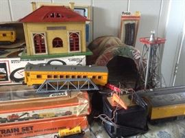 Train Stuff!