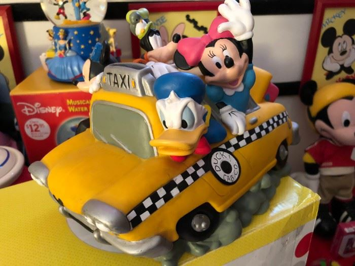 Rare collectible Mickey and Friends