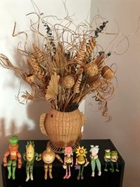Decor floral display