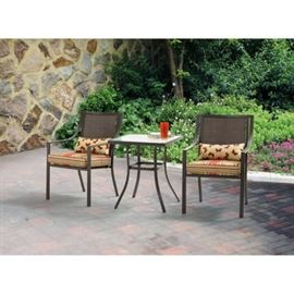 3 pc patio set