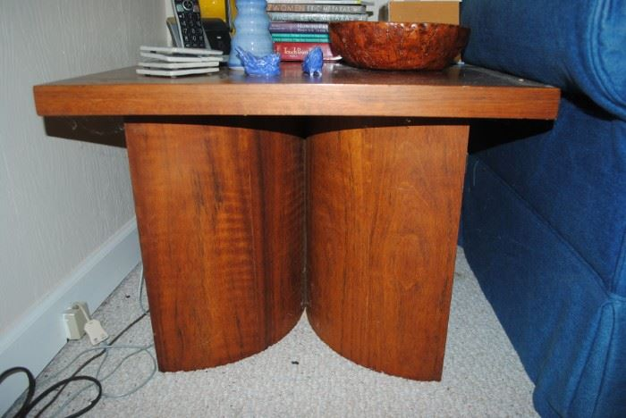 Wonderful mid century side table