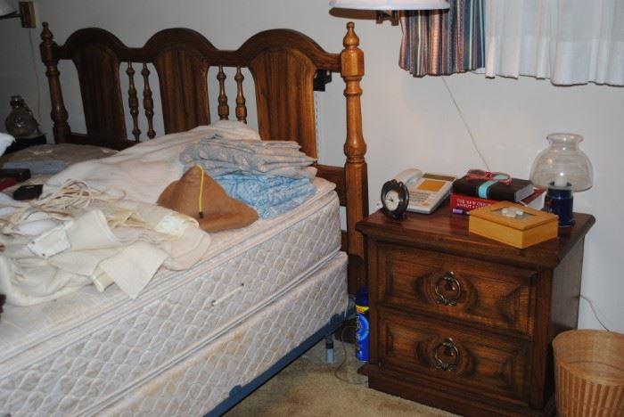5 pc American Drew Bedroom Set