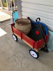 Town and Country Children's wagon