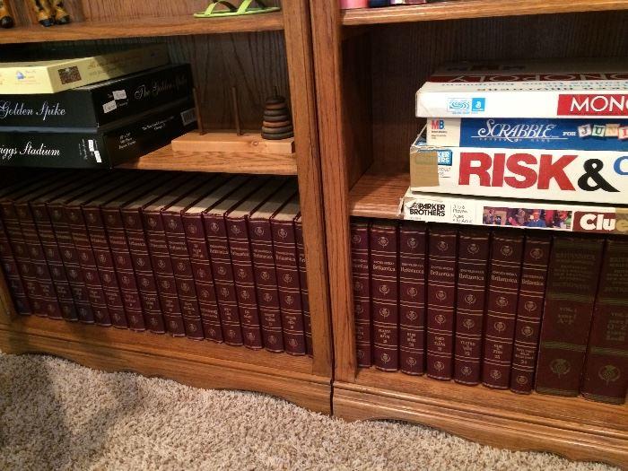 1957 Encyclopedia Britannica Complete 24 Volume Set