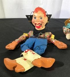 Howdy Doody Puppet