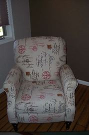 Adorable recliner