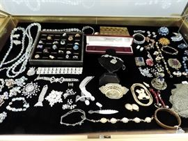 Vintage and Rhinestone Jewelry