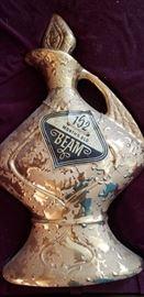 Jim Beam decanters