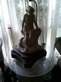 Diana the Huntress Lamp