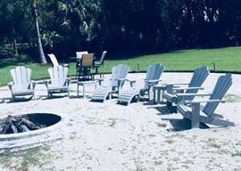 This beach/outdoor  furniture by Island Time
