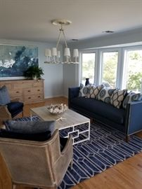 See how it all works? Mix and Match Family room
