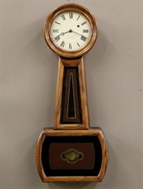 E Howard & Co #4 Banjo Clock
