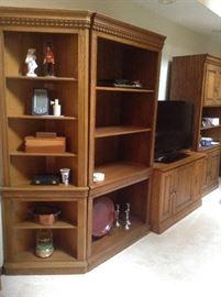 Very nice bookcases