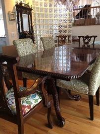 Beautiful traditional dining set