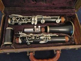 Vintage Ambassador Clarinet