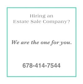 Hiring An Estate Sale Company