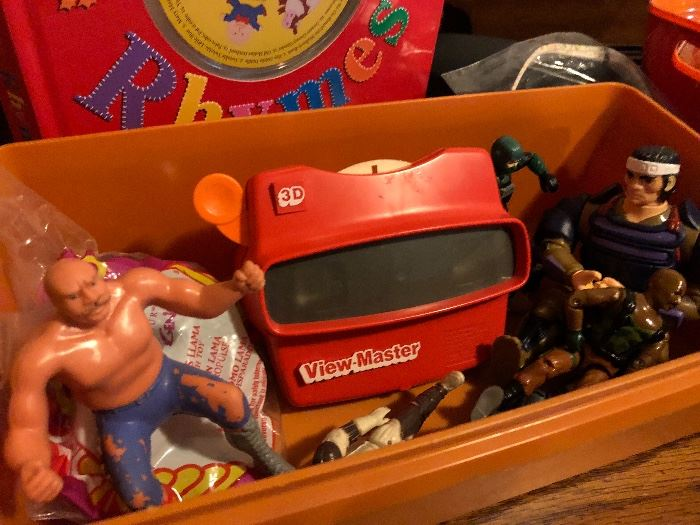 Action Figurines and toys View Master