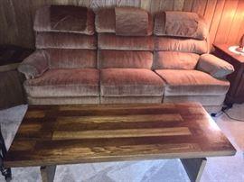 La-ZBoy recliner sofa