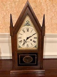 Seth Thomas Spire Clock