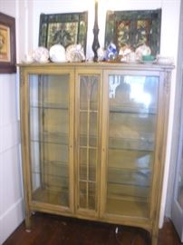 curio cabinet from the thirties