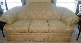 Thomasville down-filled sofa, fabulous condition