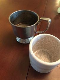 CPewter Mugs