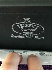 Clarinet Buffet