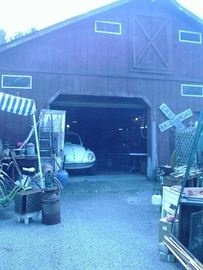 Barn Sale Overview