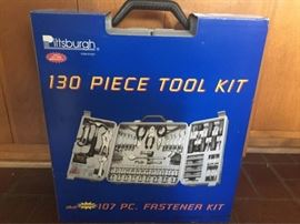 130 Piece Tool Kit Plus https://ctbids.com/#!/description/share/46931