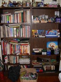 Books, Camel cigarette items