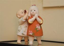 Japanese Hakata Ningyo Doll