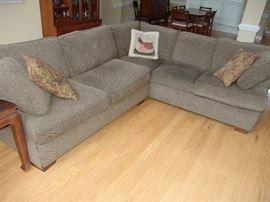 Bauhaus sectional sleeper sofa