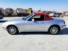 1991 Mazda MX-5 Miata Passenger Car