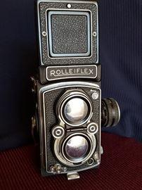 Rollei, clean