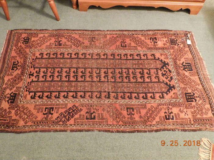 Nice rugs.