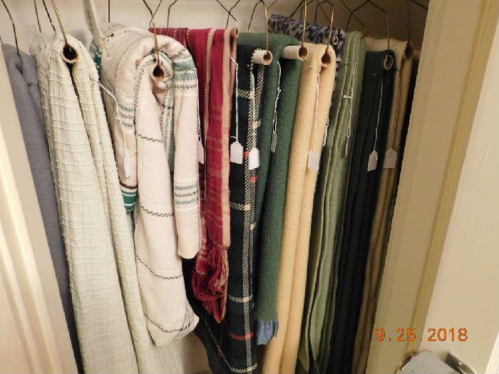 Nice linens.