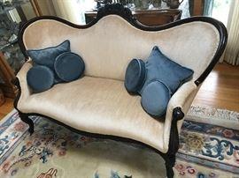 Stunning parlor sofa