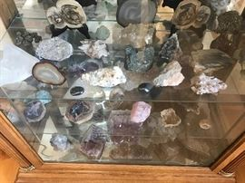 Tons and tons of minerals/gems