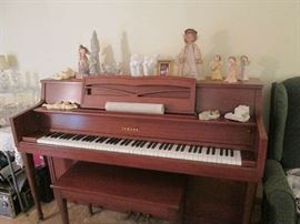 Very well cared for Piano
