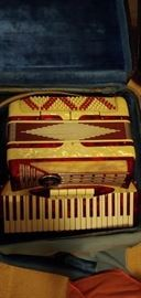 Cavelier Accordian--WE HAVE TWO WITH CASES