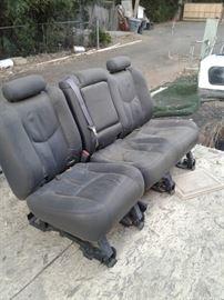 Chevy Diesel Cabin Seat