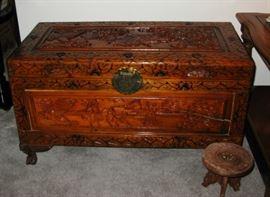Storage trunk   BUY IT NOW  $ 85.00