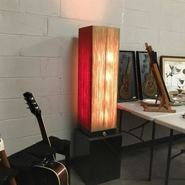 1960's String Lamp - Floor Lamp