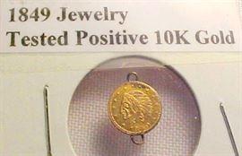 1849 Jewelry 10K