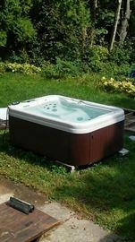 Adirondack Hot Tub..