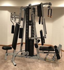 Hoist gym