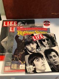 LIFE magazine, Rolling Stone magazine